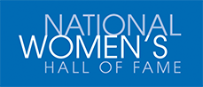Logo: National Women's Hall of Fame