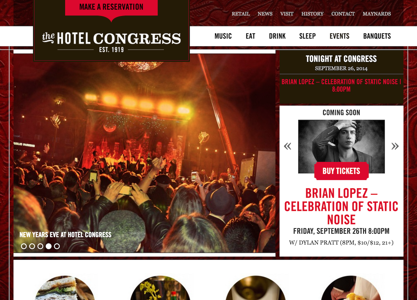 showcase - hotel congress 1