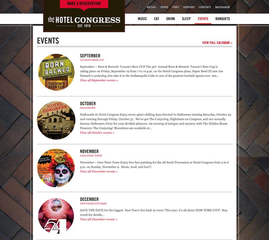 showcase - hotel congress 2