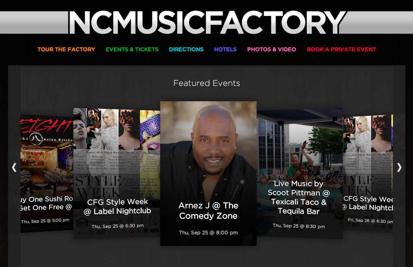 showcase - ncmusicfactory 2