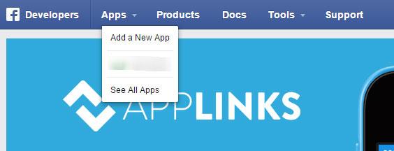 Facebook Add App