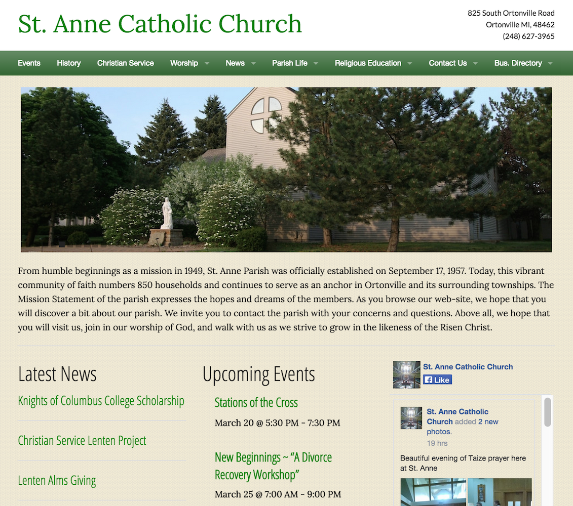 showcase - st anne - home
