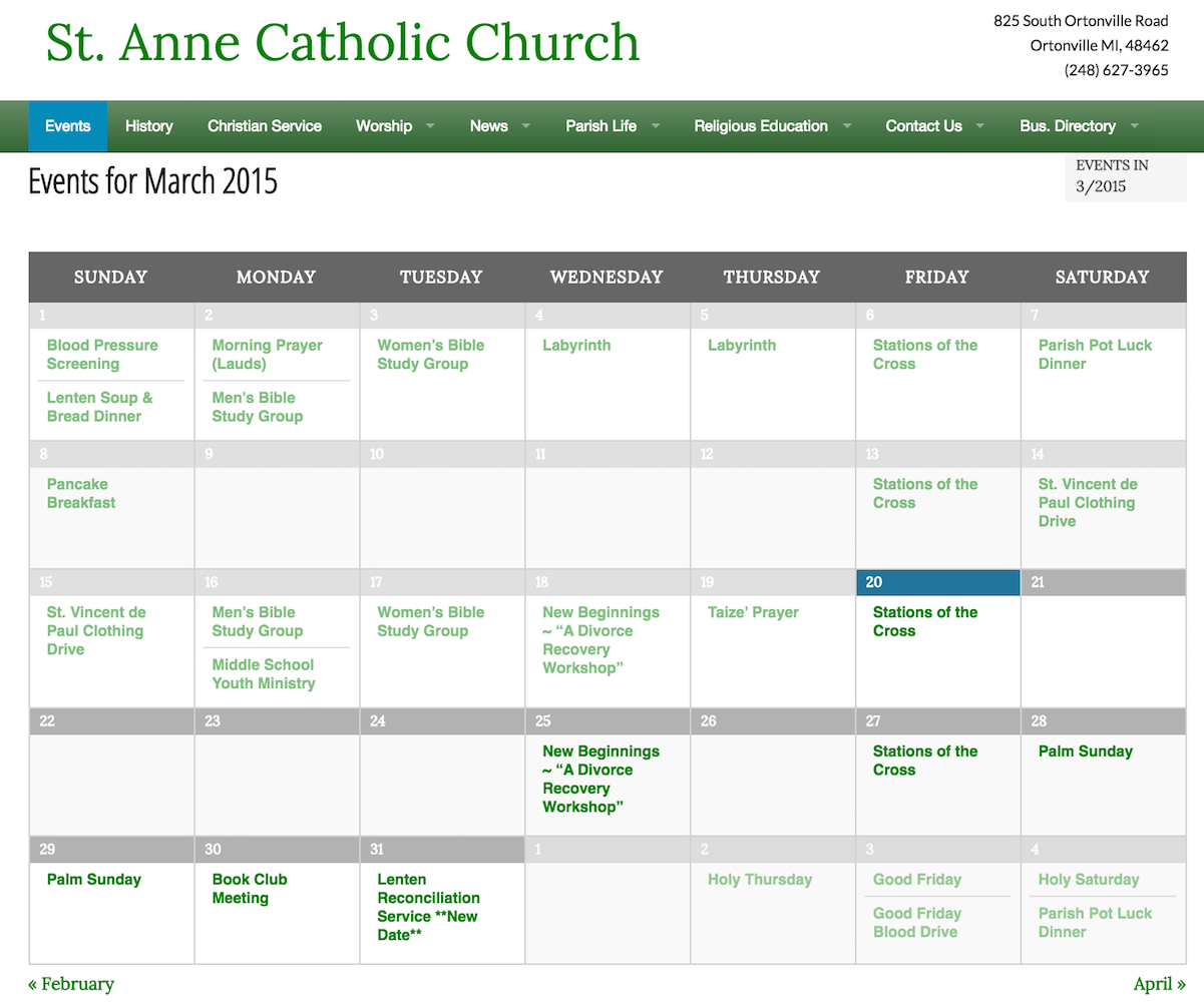 showcase - st anne - month 2