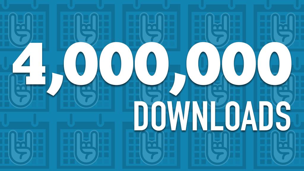 4milliondownloads