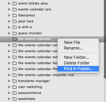 "The ""Find in Folder"" Feature in Sublime Text"