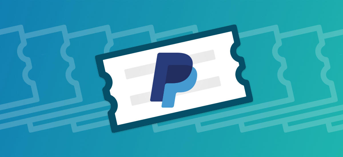 event ticket plugin with paypal