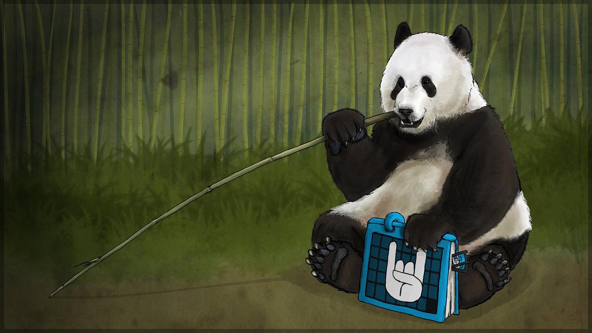 TEC - panda
