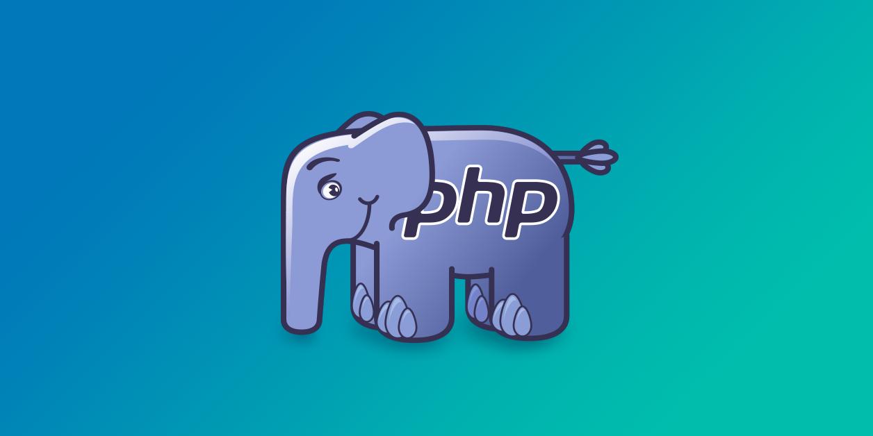 PHP elephant logo